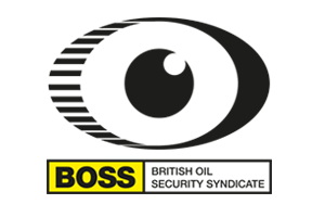 Broadgate Voice & Data boss british security syndicate badge