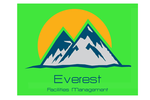 Broadgate Voice & Data everest facilities management badge