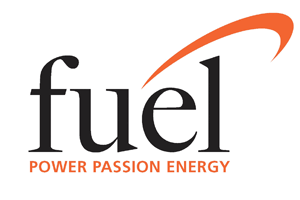 Broadgate Voice & Data fuel power passion energy badge