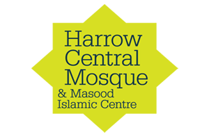 Broadgate Voice & Data harrow central mosque & masood islamic centre badge