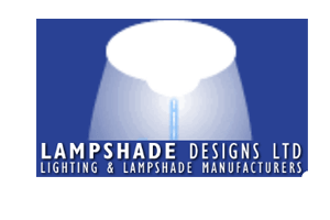 Broadgate Voice & Data lampshade designs ltd badge